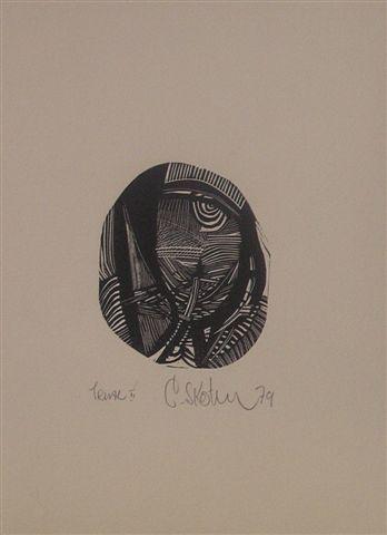 cecil skotnes, untitled, 1979