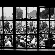 lindela deportation centre, silver gelatin on fibre-based paper, 42x62 cm, 2000, edition of 12