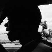 going home, xia xia, mozambique, silver gelatin on fibre-based paper, 42x62 cm, 2000, edition of 12