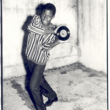 afronova gallery, malick sidibe, drissa balo wedding party, 1967, hand printed fiber base silver gelatin print