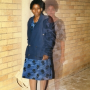 ke tswa intsha ka thatohatsi yaka ya mose o botala ba lehodimo II, inkjet print on cotton rag paper, 42x29.7xcm, 2012, edition of 5