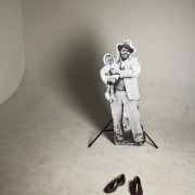 the suit, inkjet print on cotton rag paper, 90x64cm, 2013, edition of 5