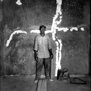 the local carpenter, 1998-1999, silver gelatin on fibre-based paper, 71.5x48cm, edition of 6