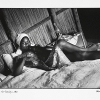 reed city - chamanculo, 1961, hand printed fiber base silver gelatin print