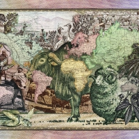 figures 1862, le monde – principales découvertes, ultrachrome pigment print on hahnemühle photo rag ultra smooth, 110x163cm, 2015, edition of 5