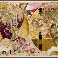 afronova gallery malala andrialavidrazana figures 1867, principal countries of the world, ultrachrome pigment print on hahnemühle photo rag ultra smooth, 87x163cm, 2015, edition of 5