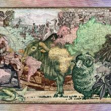 afronova gallery, malala Andrialavidrazana, Figures 1862, Le Monde - Principales Découvertes