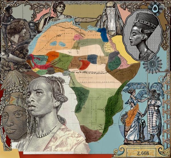 afronova gallery Malala Andrialavidrazana - Figures 1861, Natural History of Mankind